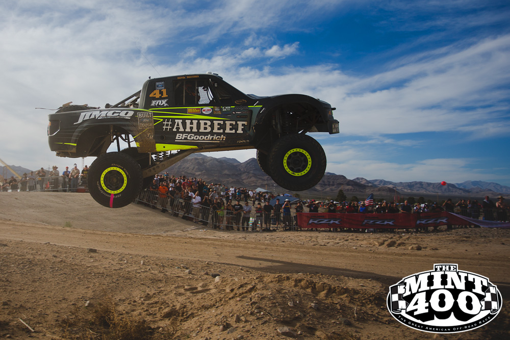 The 2015 Polaris RZR Mint 400 Presented by General Tire